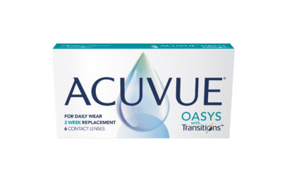 acuvue with transitions